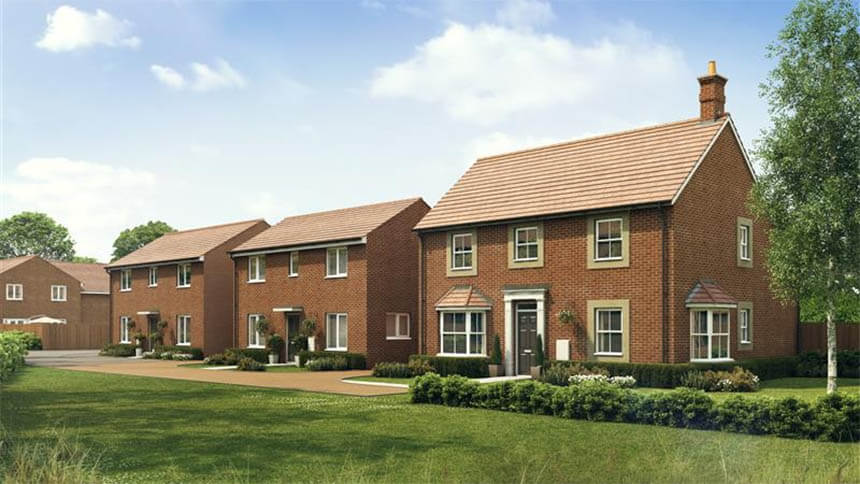 Turnpike Edge (Taylor Wimpey)