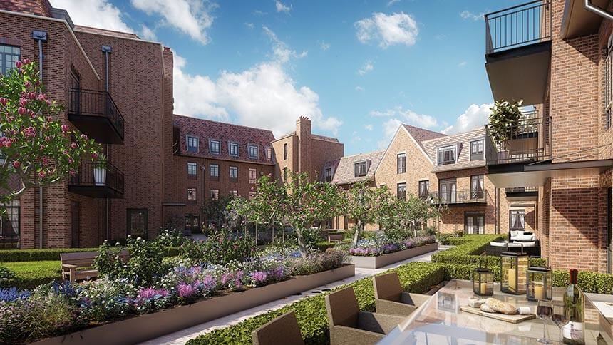 Hampstead Reach (Glentree/Barratt London)