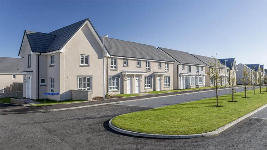 Mill Brae (Barratt Homes)