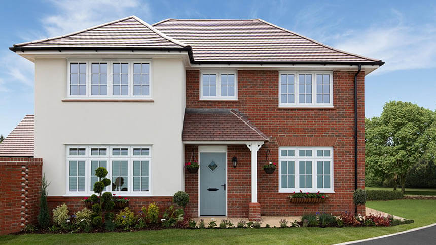 Hop Field Place (Redrow Homes)