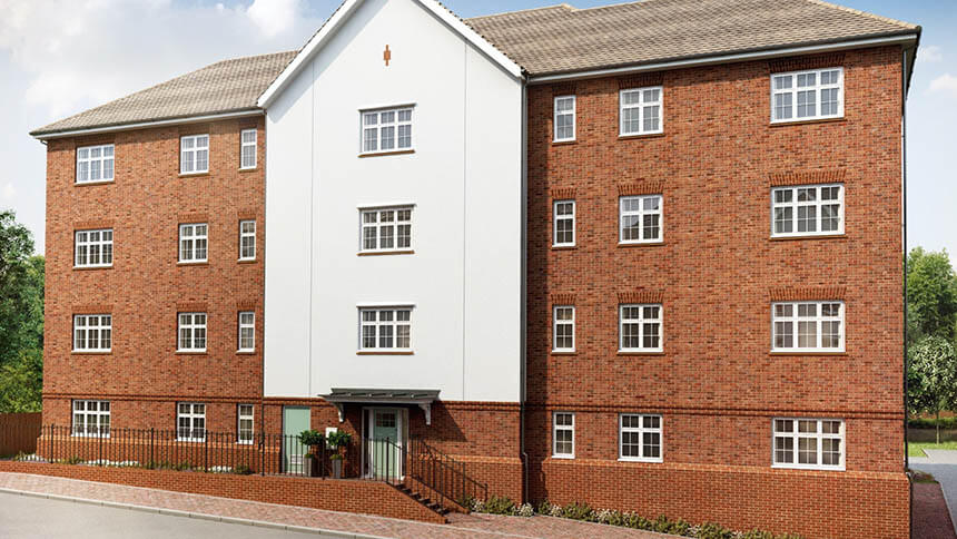 Eaton Apartments Redrow Homes