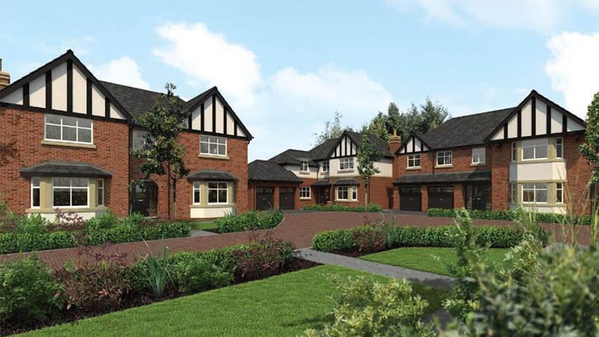 Handley Court (Albemarle Homes)