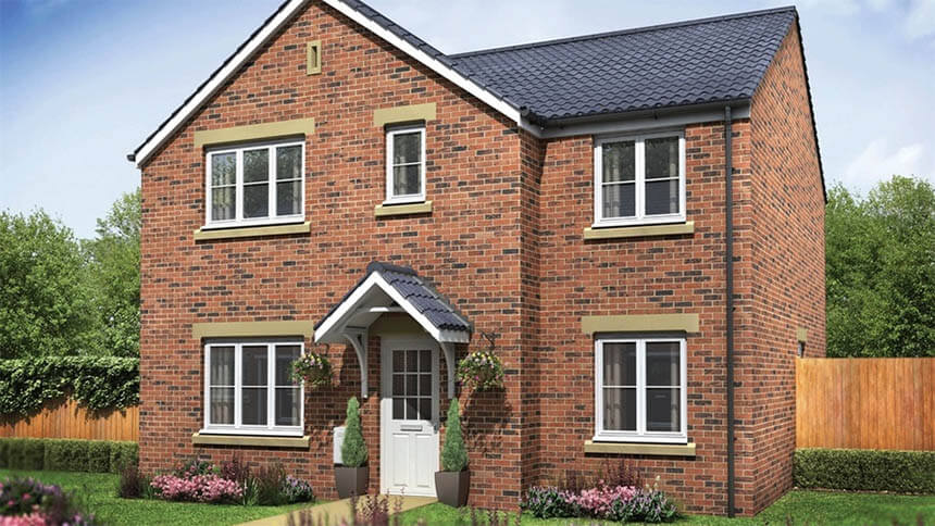 Lime Tree Gardens (Persimmon Homes)