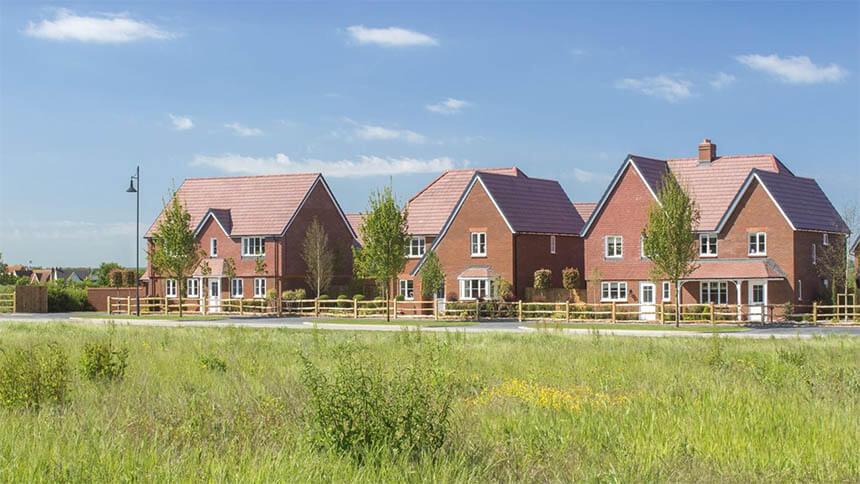 Tadpole Garden Village (David Wilson Homes)