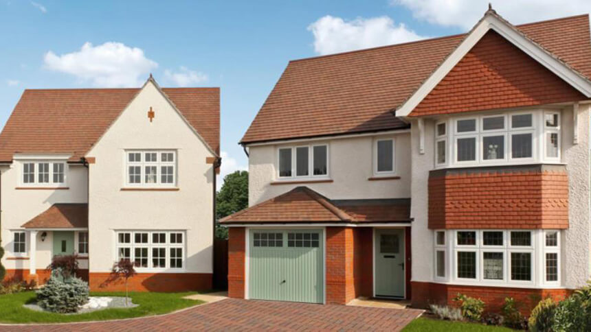 Aston Fields in Shifnal (Redrow Homes)