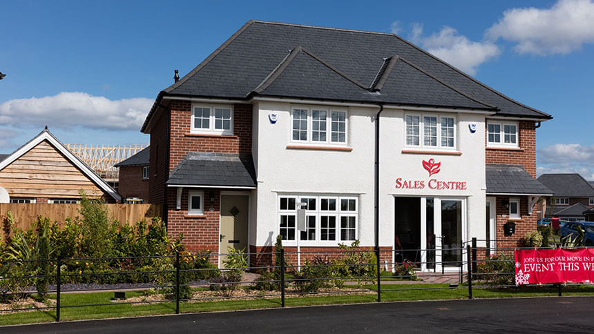 Goetre Uchaf (Redrow Homes)