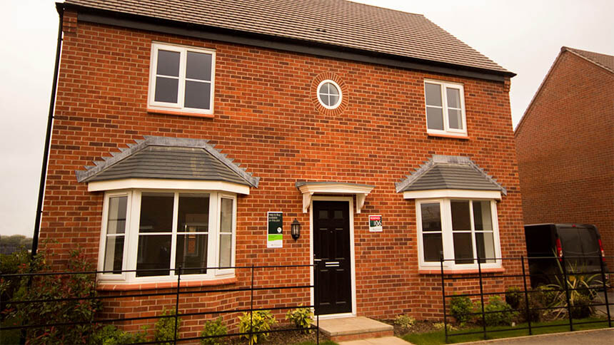 Buttercup Leys (Persimmon Homes)