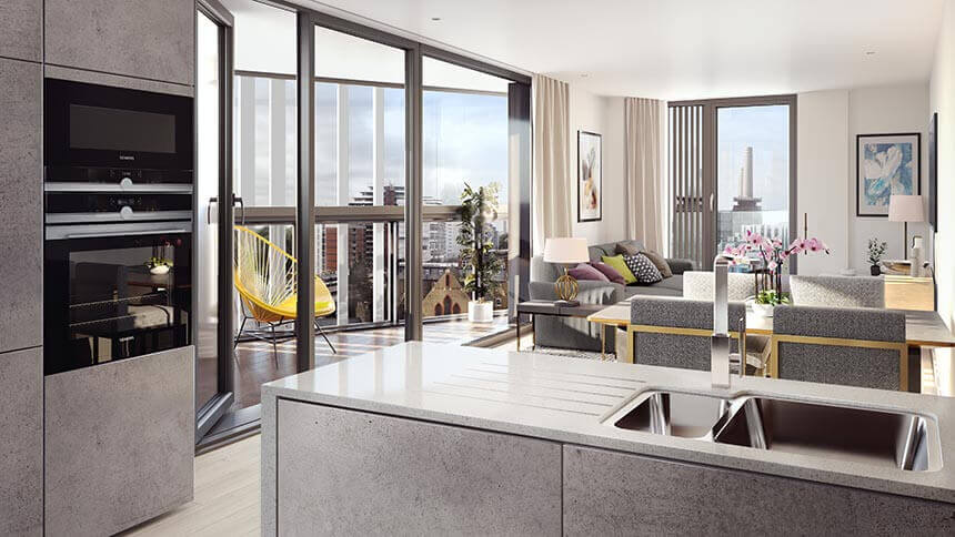 Battersea Park View (Taylor Wimpey Central London)