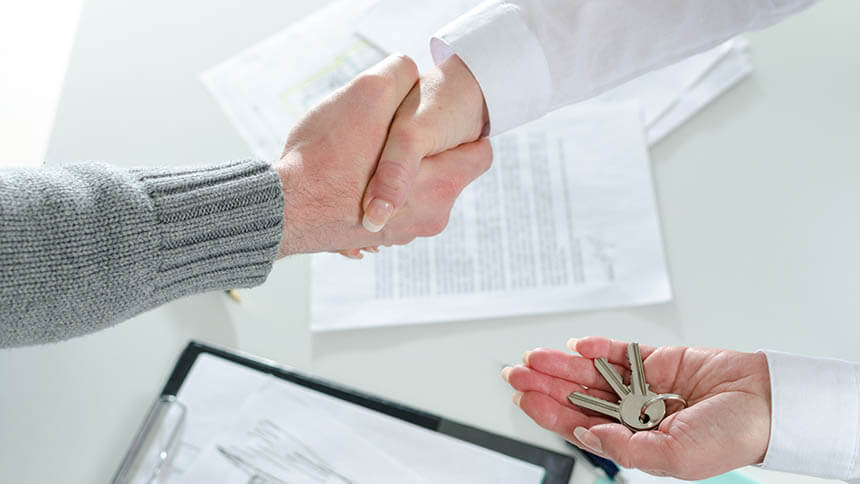 Negotiation on a lease extension