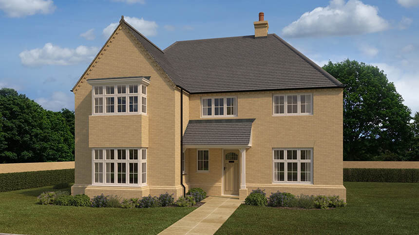 Alconbury Weald (Redrow Homes)