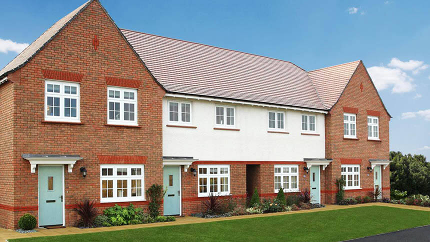 Rayne Gardens (Redrow Homes)