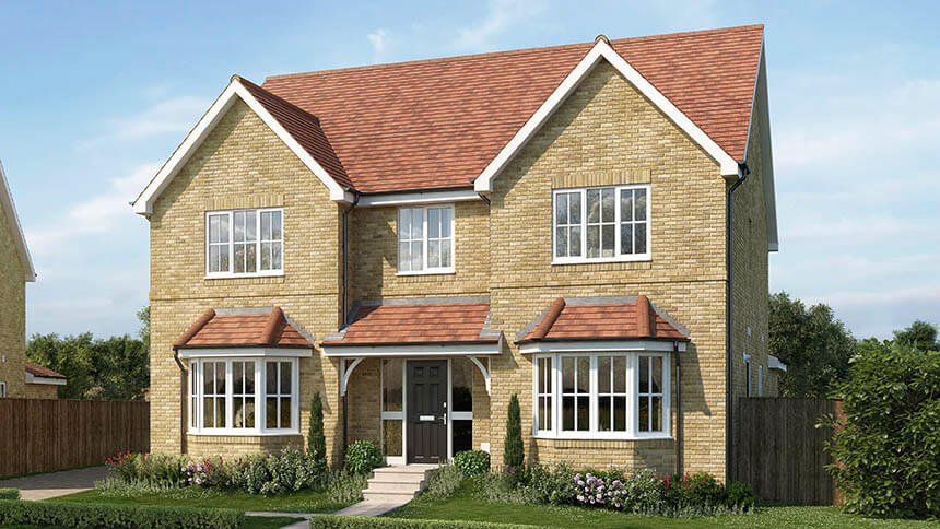 Wicken Lea (CALA Homes)