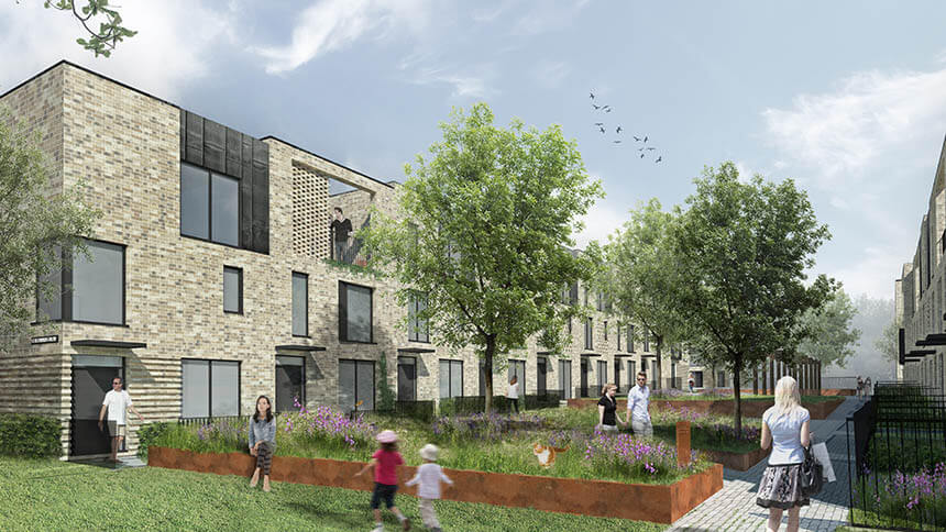Exeter proposed development (Acorn Property Group)