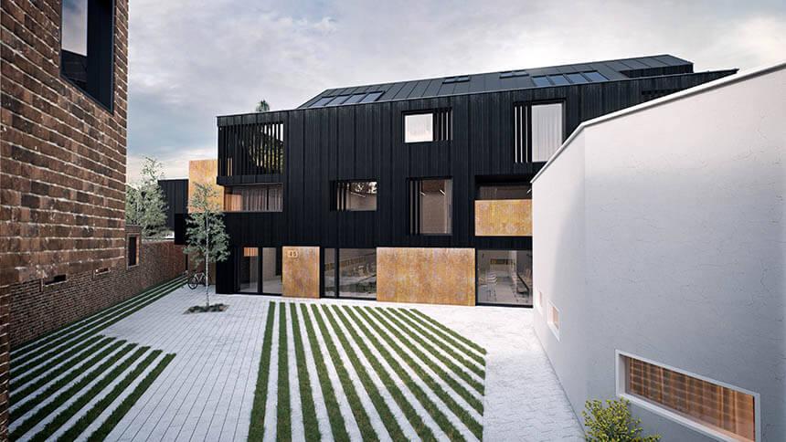 Holmes Studios (via Stone Real Estate)