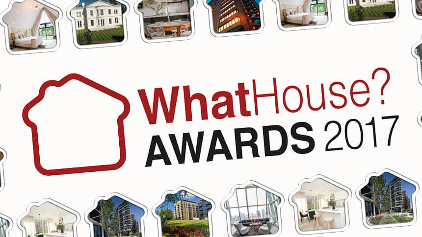 Celebrating the best new homes in Britain