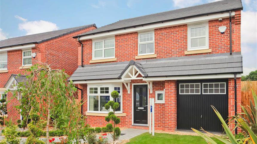 Booth Hall (Taylor Wimpey)