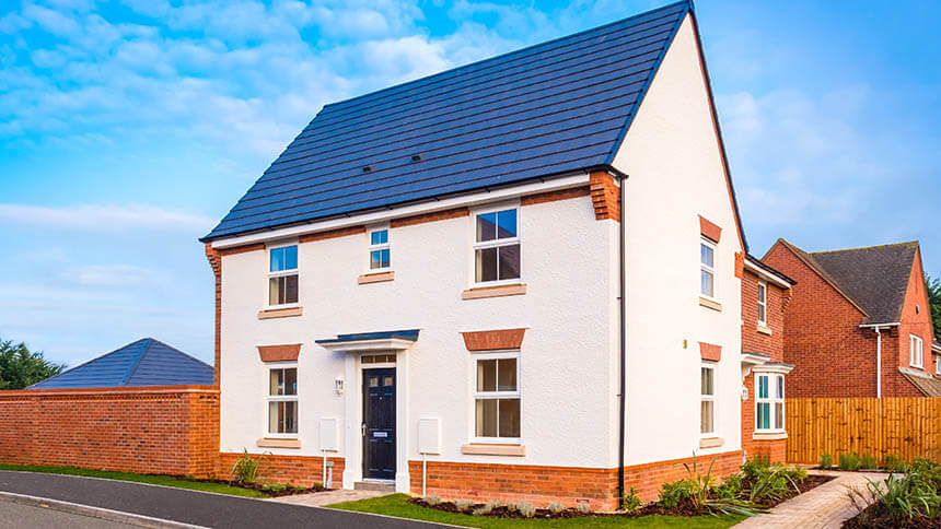 Chestnut Grange (David Wilson Homes)