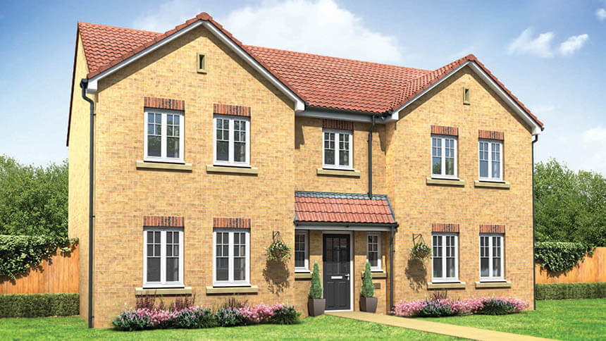 Willow Park (Persimmon Homes)