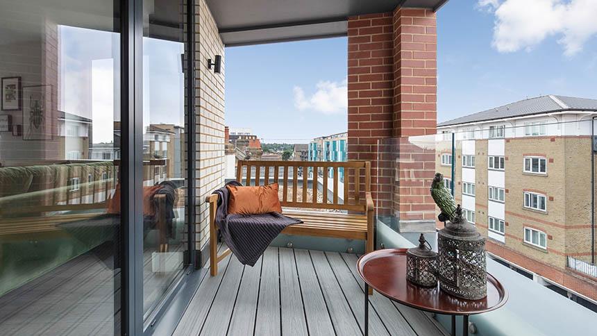 Woodhams Apartments (Hambridge Homes)