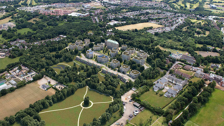 Ridgeway Views (Barratt London)