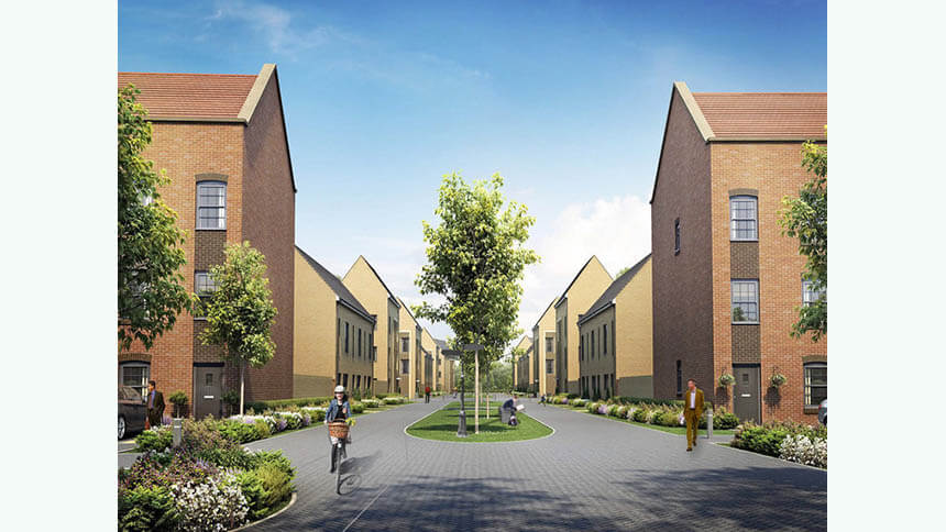 Knightswood Place (Persimmon Homes)