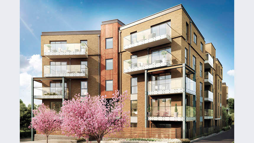 Waterside at Castle Hill (Taylor Wimpey)