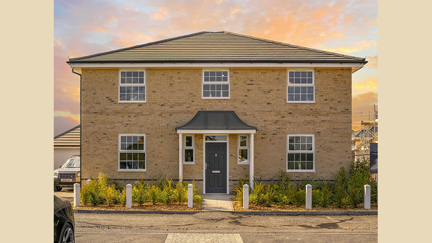 Fusiliers Green (GO Homes)
