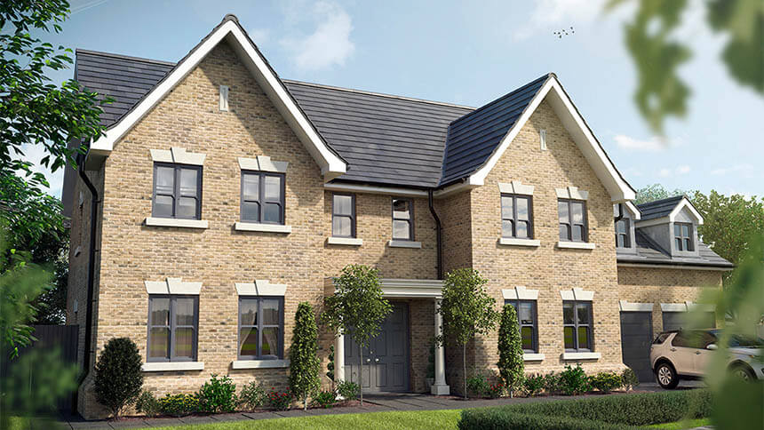Chantry Place (GO Homes)