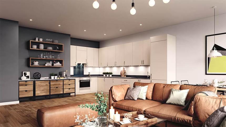 Vale Apartments (Peabody)