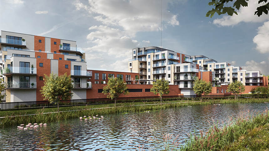 Reading Riverside (Weston Homes)