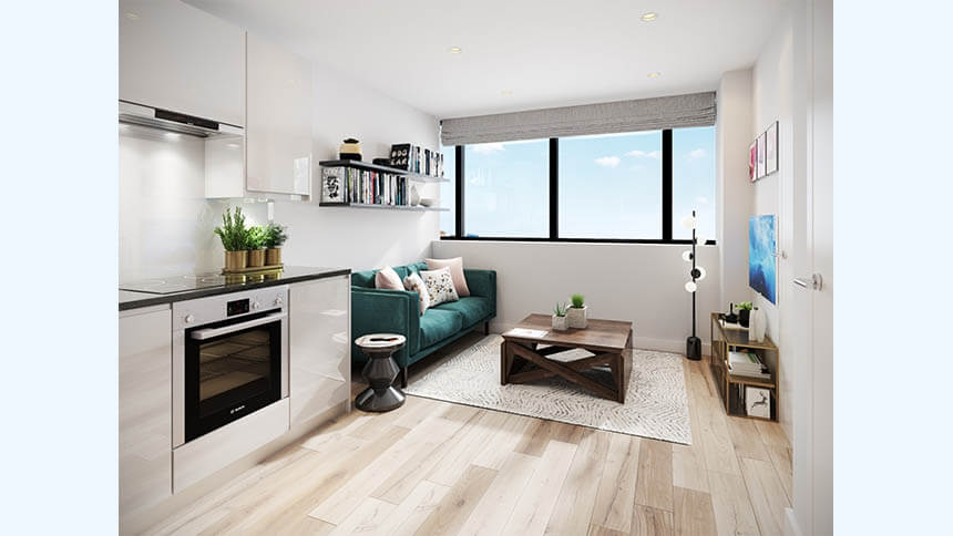 Innova Croydon (Inspired Homes)