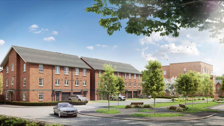 Riverside @ Cathcart (Barratt Homes)