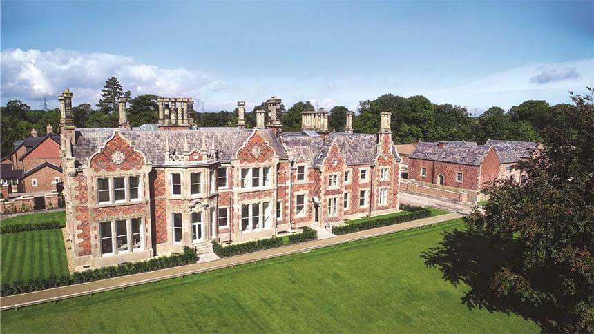 Backford Hall (Jones Homes)