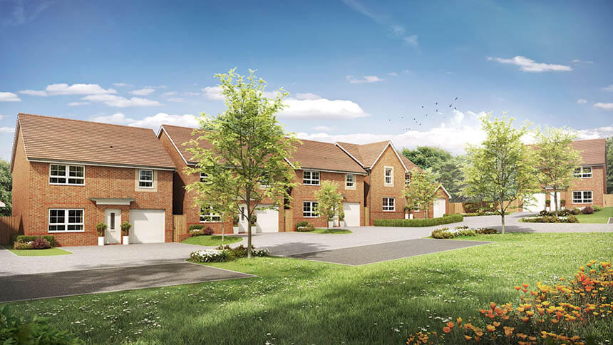 Chalkers Rise (Barratt Homes)