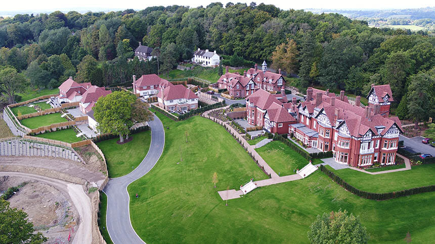 Wadhurst Place (Newcourt Residential)