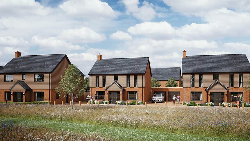 Newark Meadows (Newland Homes)