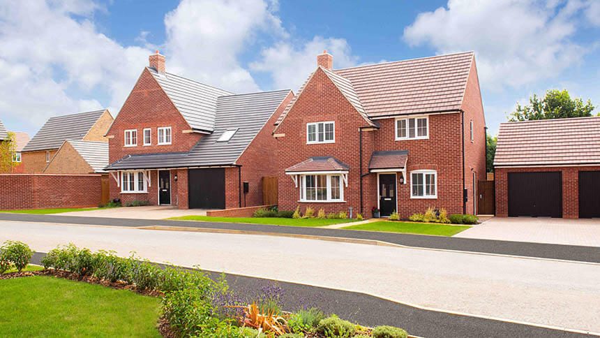 Saxon Rise (Barratt Homes)