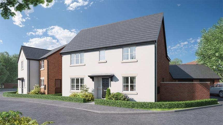 Manor Chase (Bellway Homes)