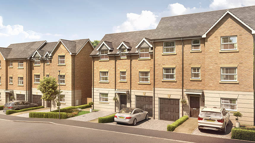 Poets Rise (Taylor Wimpey)