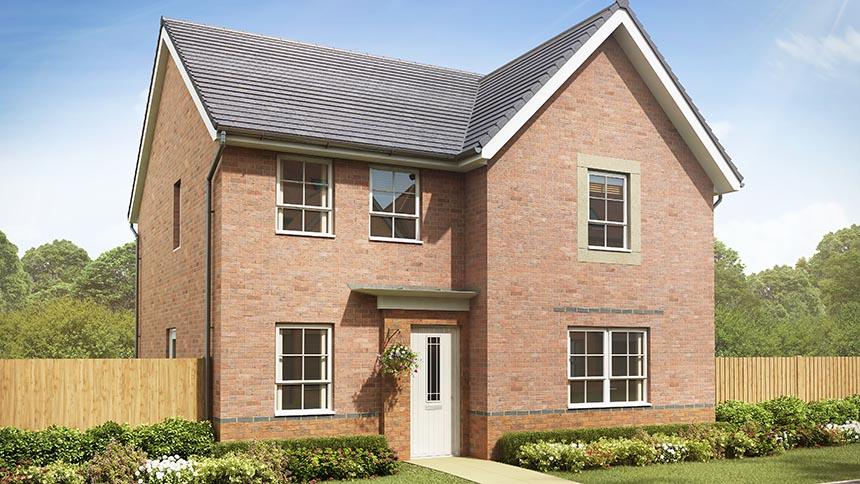 Needham's Grange (Barratt Homes)