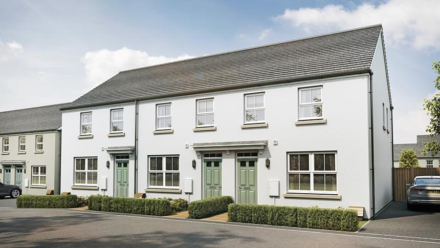 Embden Grange (David Wilson Homes)