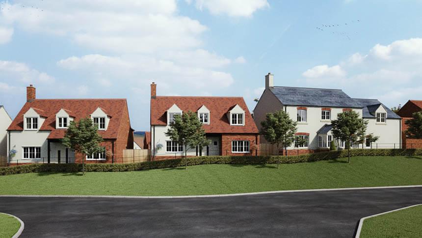 Twyning Green (Newland Homes)