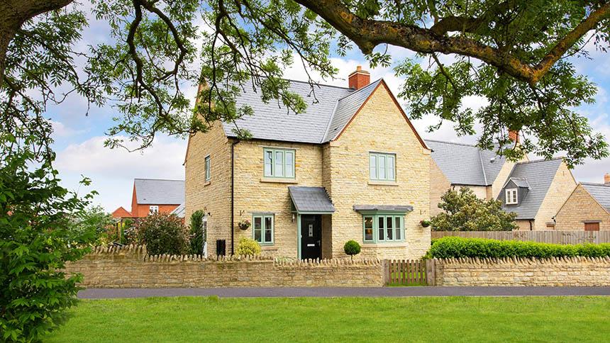 The Brackens (Barratt Homes)