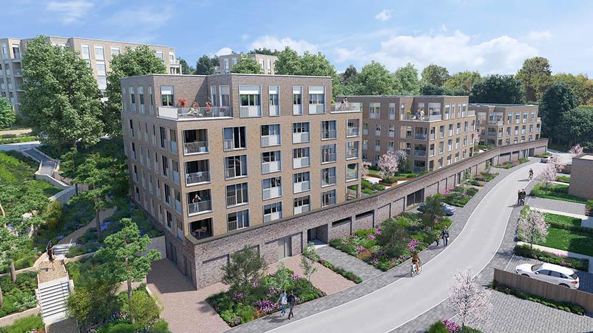 Highwood Place at Ridgeway Views (Barratt London)