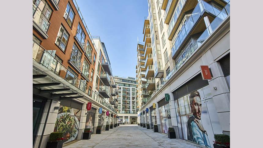 Trafalgar Apartments (Catalyst)