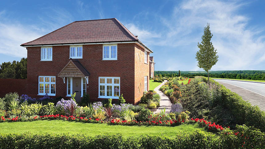 Oakdene at The Hoplands (Redrow Homes)