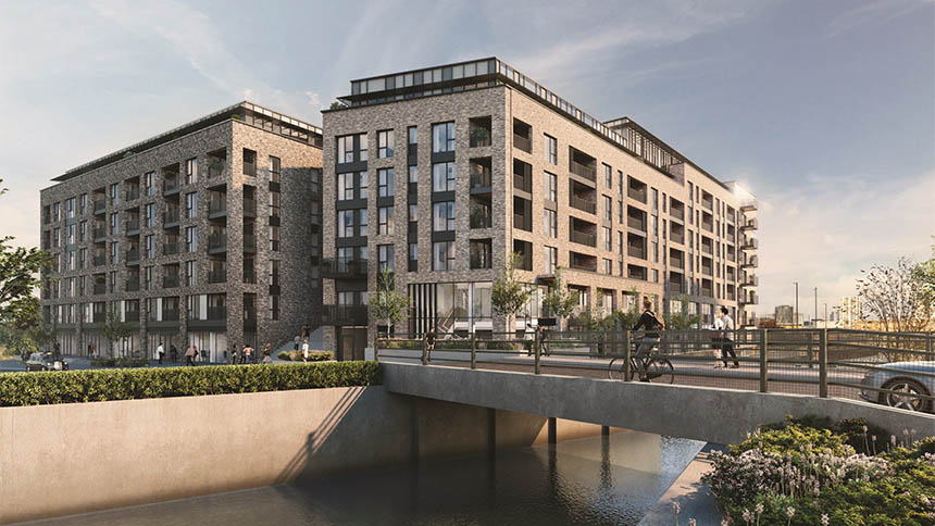 Legacy Wharf (Bellway London)