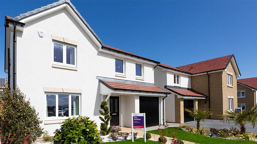 Kingseat (Taylor Wimpey)