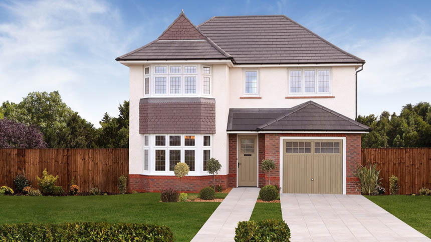 The Grange at Yew Tree Park (Redrow Homes)