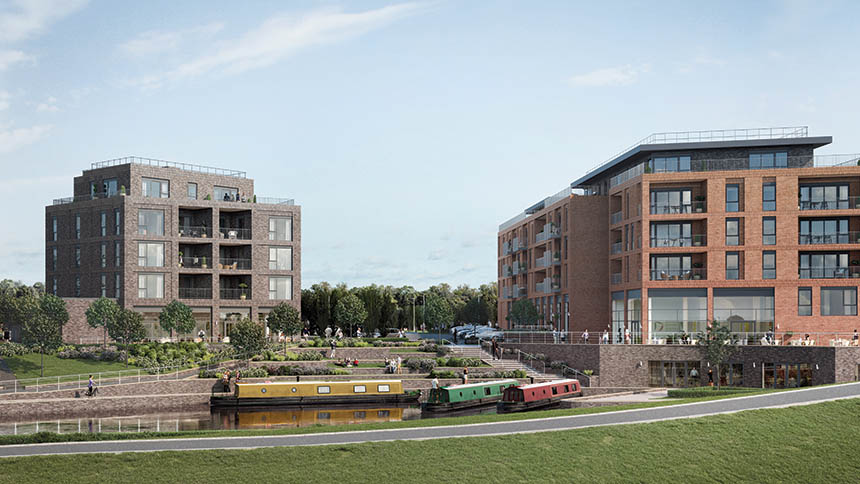 Campbell Wharf (Crest Nicholson Regeneration)